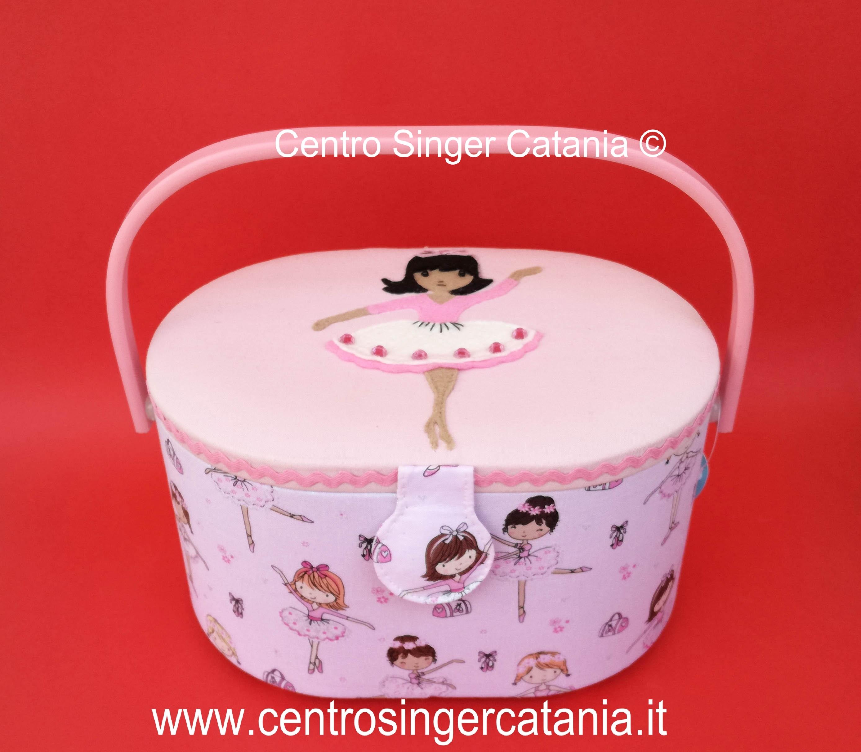 Cestini Da Lavoro Per Cucito cesto cestino bauletto portalavoro scatola contenitore cucir