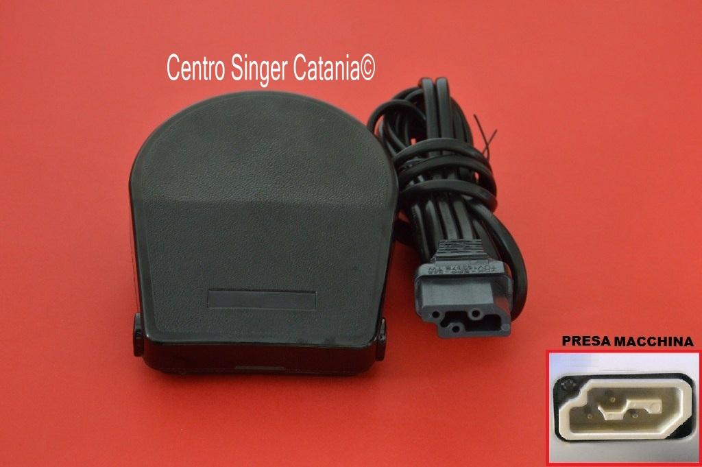 Reostato pedale singer re si 10 c economico for Silvercrest macchina da cucire