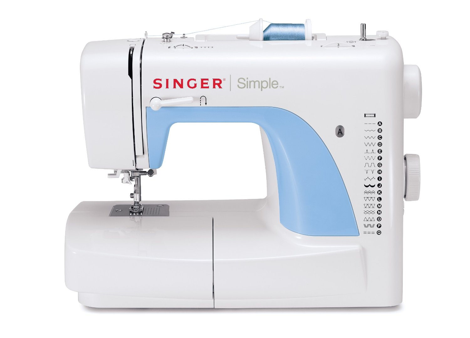 A ricambi singer simple 3116 for Ricambi singer