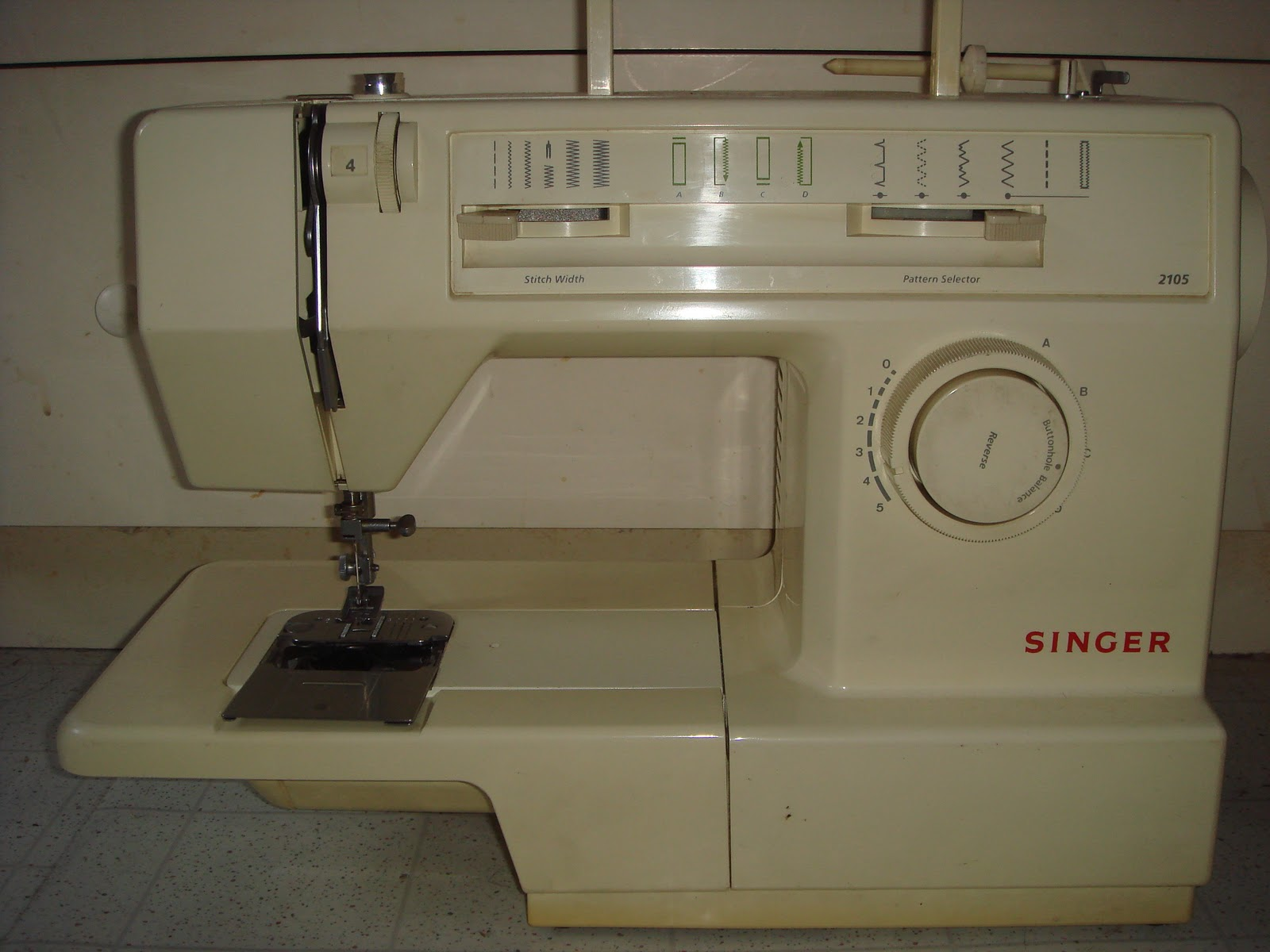 A ricambi singer 2105 for Ricambi singer