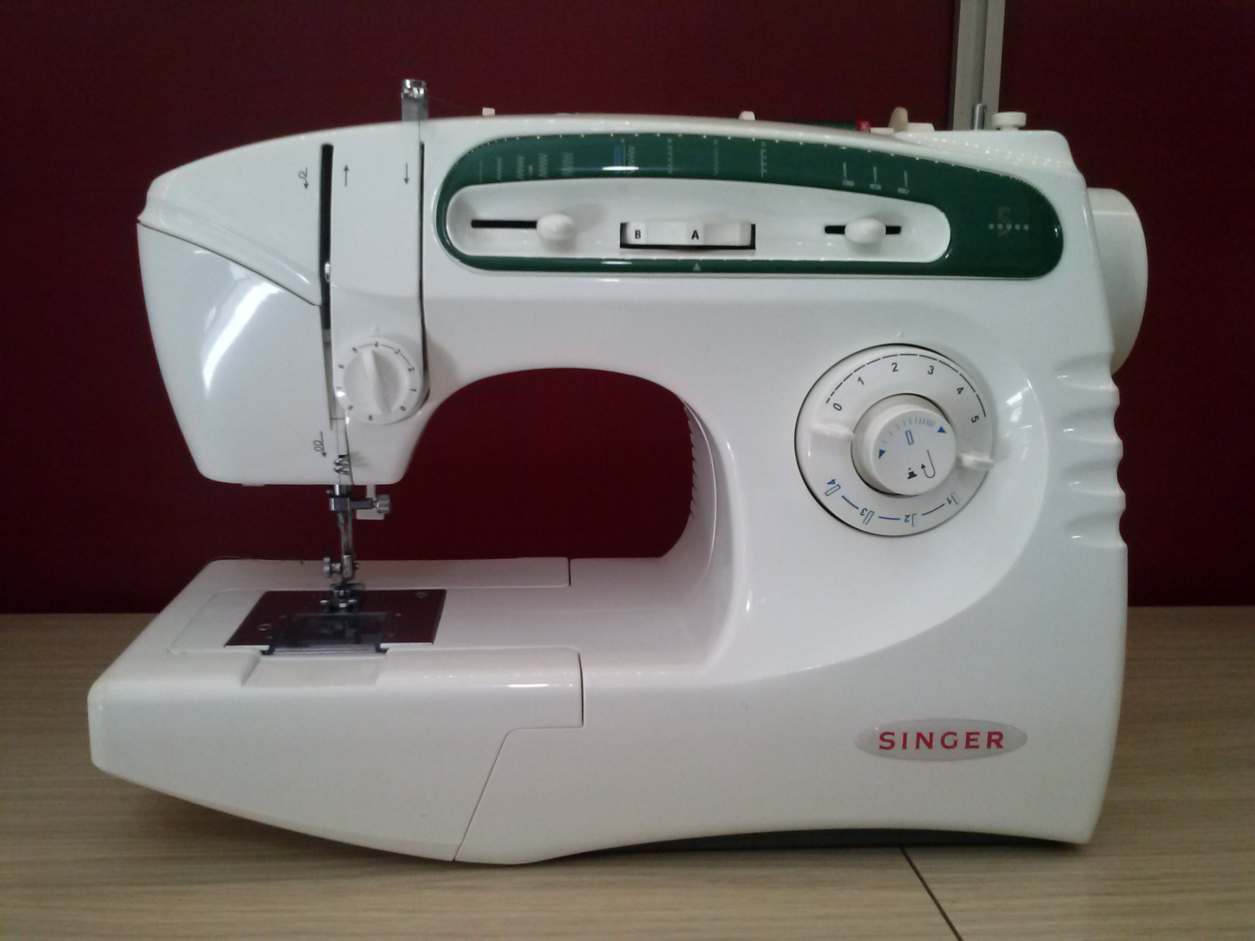 A ricambi singer 5 5417 c for Ricambi singer