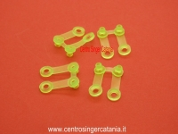 BROTHER MAGLIERIA ( RM/BR 11 ) CLIPS FERMA SCHEDA (set 4pz)