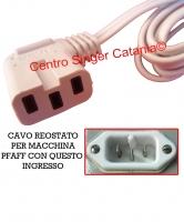 CAVO, CORDONE REOSTATO PFAFF ( CO/PF 01 )