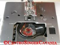 Cestello SINGER ( CE/SI 00 ) ES. MACCHINA ROTATIVA ORIZZONTALE