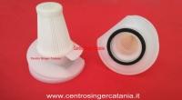 Filtro Hepa 2 in 1 per aspirapolvere Necchi NH9200