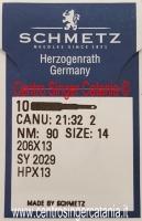 Ago Schmetz SY 2029 206X13 HPX13 Fin. 90/14