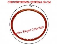 CINGHIA MOTORE ( CM/PF T 05 ) PFAFF Hobbylock 756