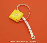 Centimetro,Mini Metro retraibile a nastro da sarta 100 cm