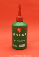 Oliatore, Olio Singer per macchine da cucire 100ml