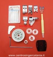PIEDINO SINGER ( PI/SI SO 30 ) Kit accessori