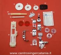 PIEDINO SINGER ( PI/SI SO 31 ) Kit piedini e accessori
