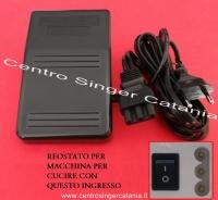 Reostato, pedale Saimac ( RE/SA 02 ) originale