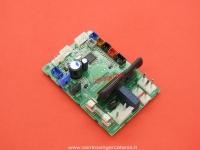 SCHEDA JANOME ( SE/JA 04 ) CIRCUITO STAMPATO B - HD3800